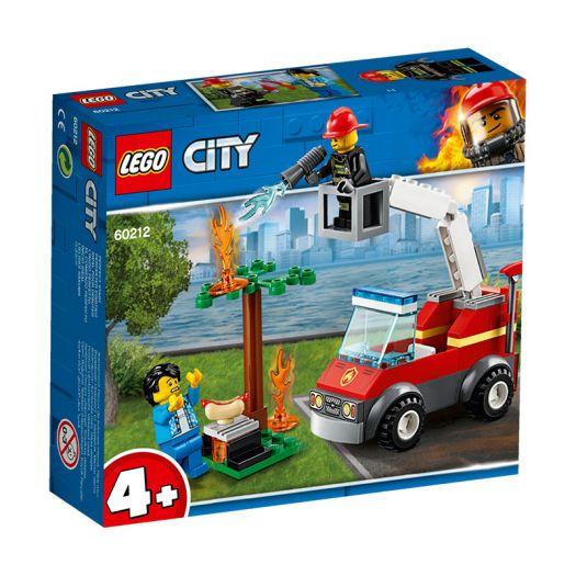 Конструктор LEGO City Пожежа на пікніку (60212)купити