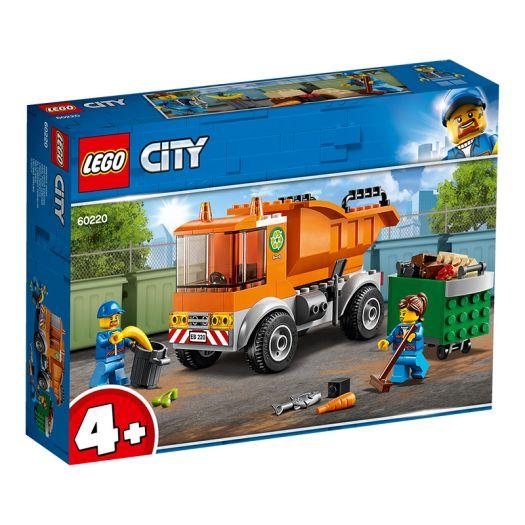 Конструктор LEGO City Сміттєвоз (60220)купити