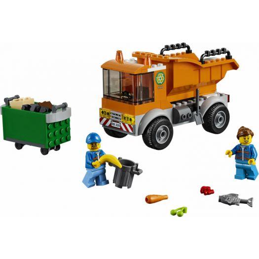 Конструктор LEGO City Сміттєвоз (60220)в Україні