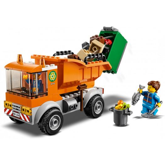 Конструктор LEGO City Сміттєвоз (60220)замовити
