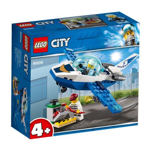 Конструктор LEGO City Повітряна поліція: патрульний літак (60206)купити