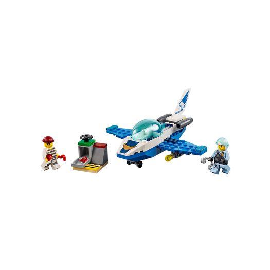 Конструктор LEGO City Повітряна поліція: патрульний літак (60206)в Україні