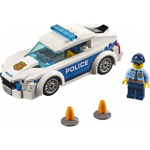 Конструктор LEGO City Поліцейське патрульне авто (60239)замовити
