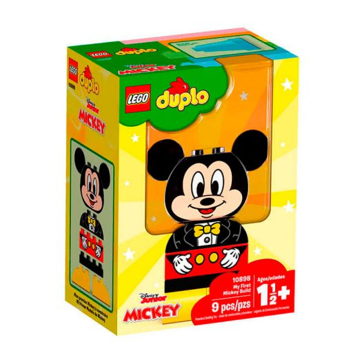 Конструктор LEGO Duplo Мій перший Міккі (10898)замовити