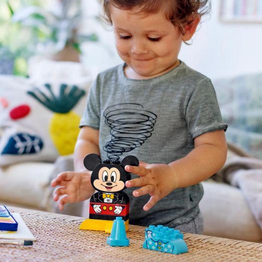 Конструктор LEGO Duplo Мій перший Міккі (10898)купити
