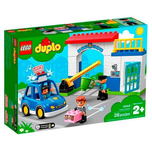 Конструктор LEGO Duplo Поліцейська дільниця (10902)купити