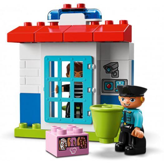Конструктор LEGO Duplo Поліцейська дільниця (10902)в Україні