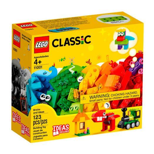 Конструктор LEGO Classic Кубики та ідеї (11001)в Україні