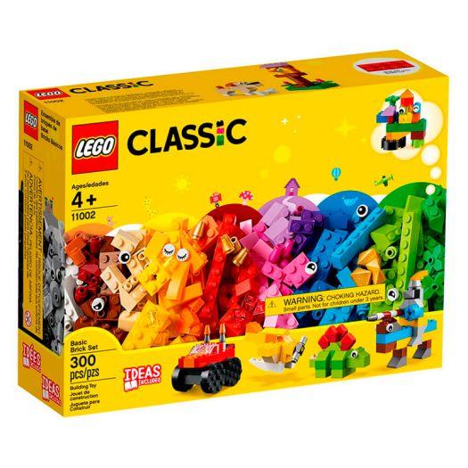 Конструктор LEGO Classic Базовий набір кубиків (11002)купити