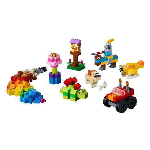 Конструктор LEGO Classic Базовий набір кубиків (11002)замовити