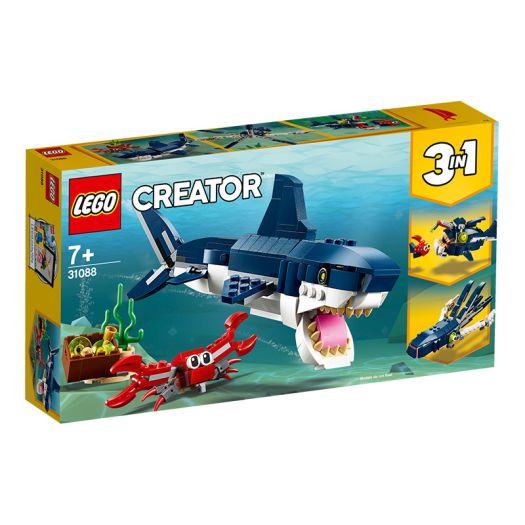 Конструктор LEGO Creator Підводні мешканці (31088)купити