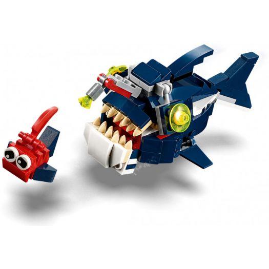 Конструктор LEGO Creator Підводні мешканці (31088)замовити