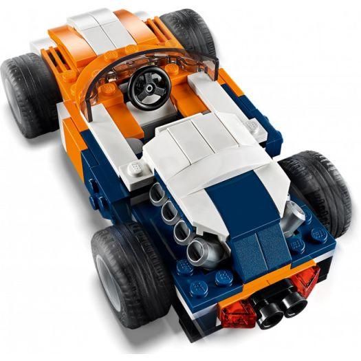 Конструктор LEGO Creator Гоночний автомобіль у Сансет (31089)замовити