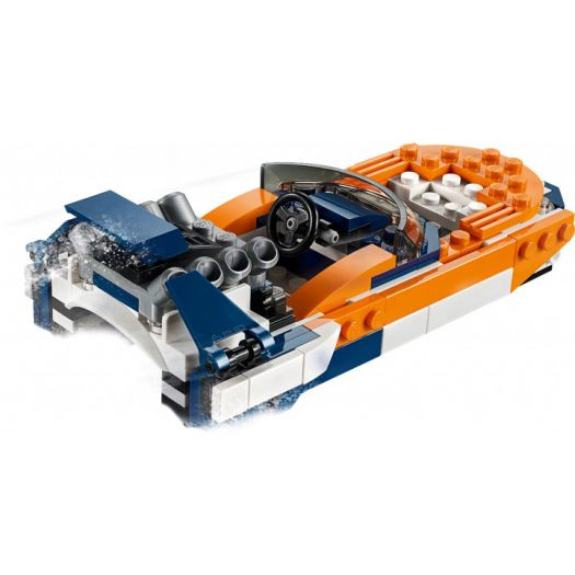 Конструктор LEGO Creator Гоночний автомобіль у Сансет (31089)купити