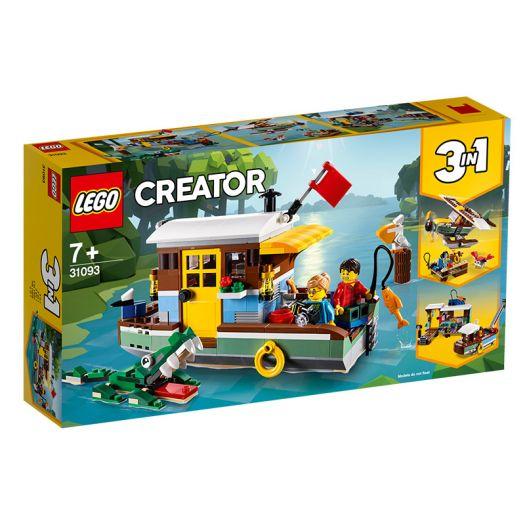 Конструктор LEGO Creator Будинок на воді (31093)купити