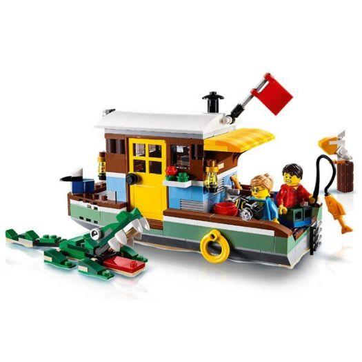 Конструктор LEGO Creator Будинок на воді (31093)в Україні