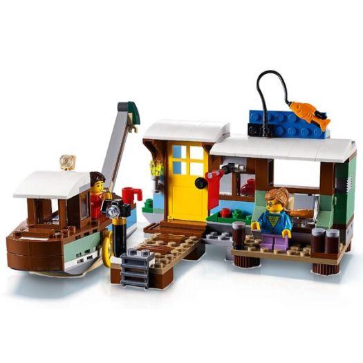 Конструктор LEGO Creator Будинок на воді (31093)замовити
