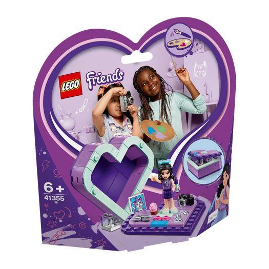 Конструктор LEGO Friends Шкатулка-сердечко Емми (41355)замовити