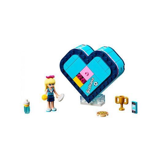 Конструктор LEGO Friends Шкатулка-сердечко Стефані (41356)купити