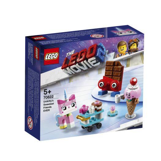 Конструктор LEGO Movie 2 Найкращі друзі Юнікітті (70822)купити