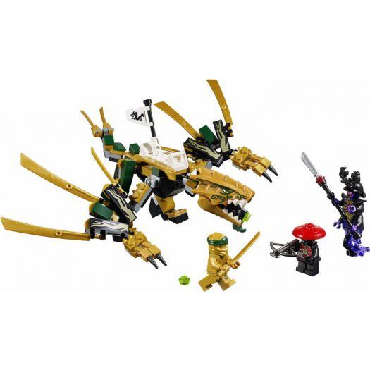 Конструктор LEGO Ninjago Золотой дракон (70666)замовити