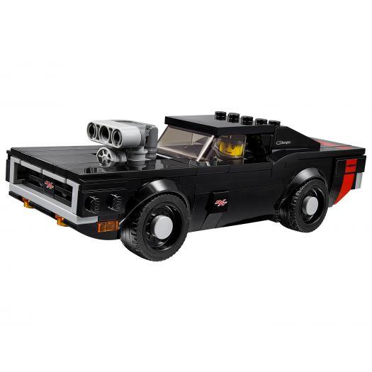 Конструктор LEGO Speed Champions Автомобілі 2018 Dodge Challenger SRT Demon та 1970 Dodge Charger R/T (75893)купити