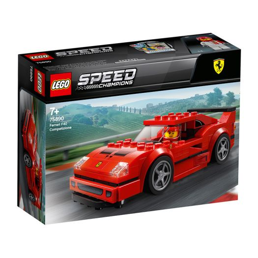 Конструктор LEGO Speed Champions Автомобіль Ferrari F40 Competizione (75890)купити