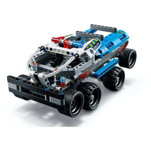 Конструктор LEGO Technic Поліцейська гонитва (42091)купити