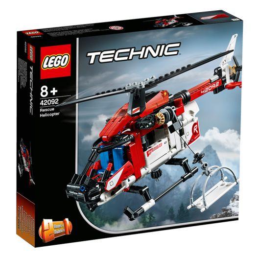 Конструктор LEGO Technic Рятувальний вертоліт (42092)замовити