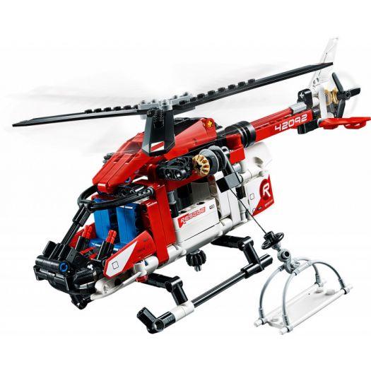 Конструктор LEGO Technic Рятувальний вертоліт (42092)в Україні