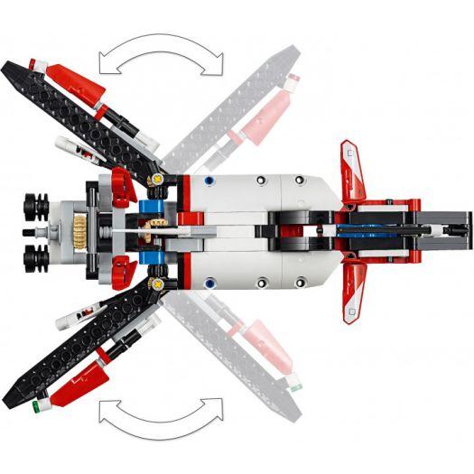 Конструктор LEGO Technic Рятувальний вертоліт (42092)купити