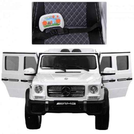 Електромобіль дитячий Bambi Racer на радіоуправлінні (M 3567EBLR-1(4WD))купити