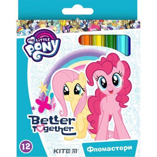 Фломастери Kite My Little Pony (LP19-047)купити