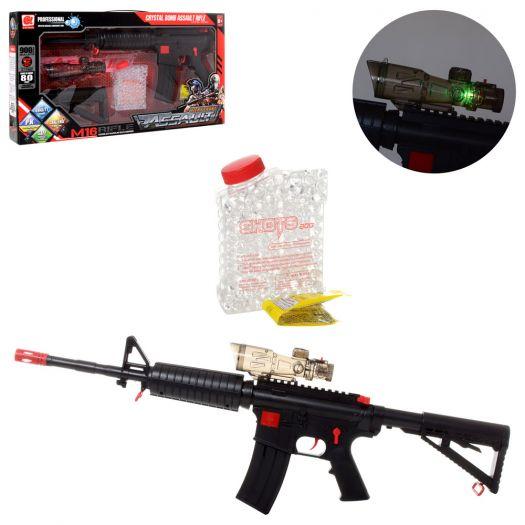 Автомат дитячий Gun Professional з водяними кулями (CH16A12)в Україні