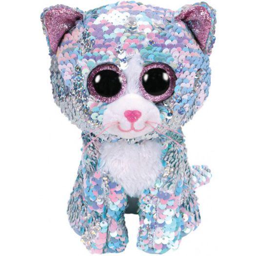 М'яка іграшка TY FLIPPABLES Кошеня WHIMSY 15 см (36674)в Україні