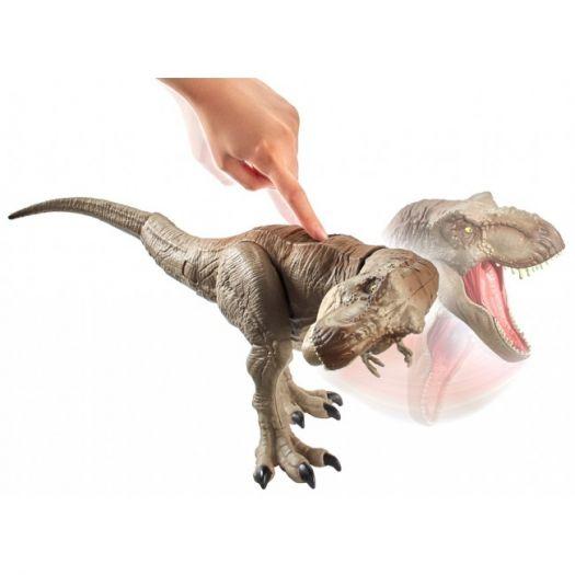 Фігурка Jurassic World 2 Атакуй і кусай Ті-рекс (GCT91)замовити
