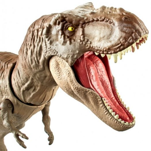 Фігурка Jurassic World 2 Атакуй і кусай Ті-рекс (GCT91)в Україні