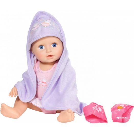 Лялька BABY ANNABELL - Навчи мене плавати інтерактивна (700051)замовити