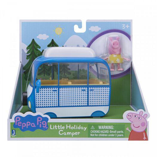 Ігровий набір Peppa Pig Будиночок Пеппи на колесах (95672)в Україні
