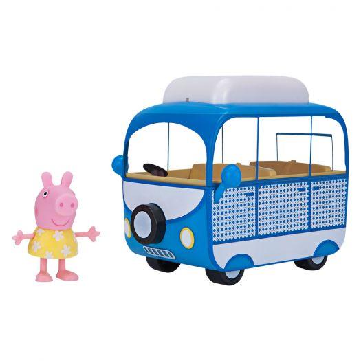 Ігровий набір Peppa Pig Будиночок Пеппи на колесах (95672)замовити
