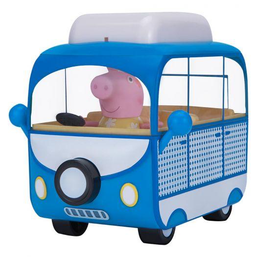 Ігровий набір Peppa Pig Будиночок Пеппи на колесах (95672)купити