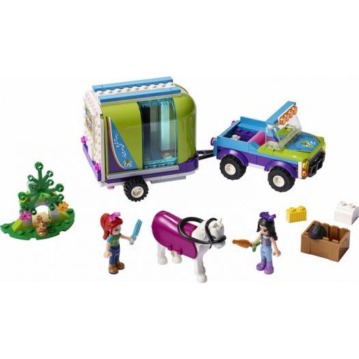 Конструктор LEGO Friends Фургон для коня Мії (41371)замовити