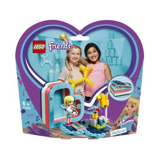 Конструктор LEGO Friends Літня шкатулка-сердечко для Стефані (41386)в Україні