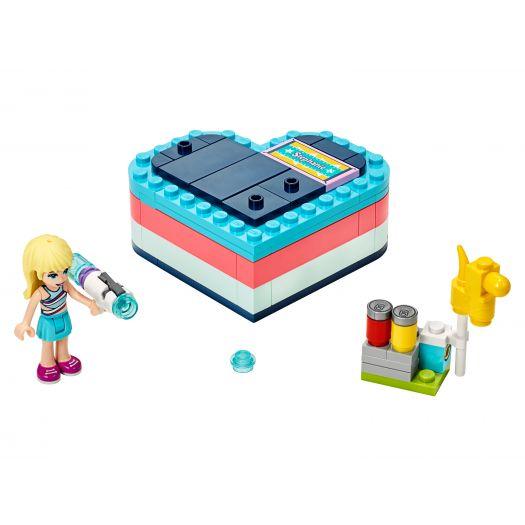 Конструктор LEGO Friends Літня шкатулка-сердечко для Стефані (41386)купити