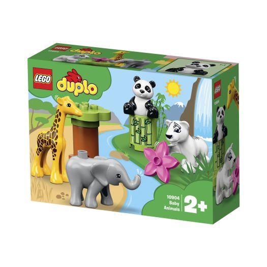 Конструктор LEGO Duplo Дітлахи тварин (10904)замовити