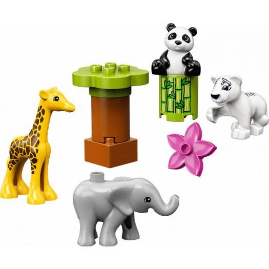 Конструктор LEGO Duplo Дітлахи тварин (10904)в Україні