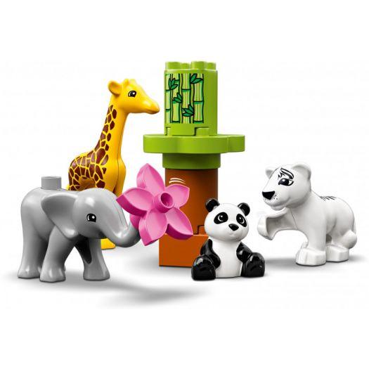Конструктор LEGO Duplo Дітлахи тварин (10904)купити