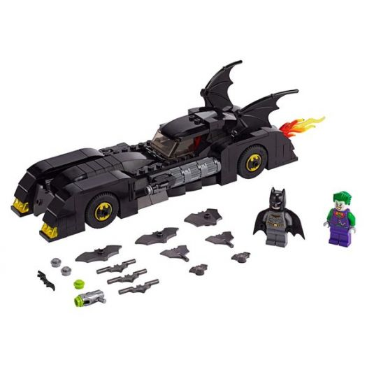 Конструктор LEGO Super Heroes Batmobile Переслідування Джокера (76119)в Україні