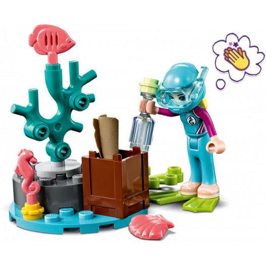 Конструктор LEGO Friends Місія Порятунку дельфінів (41378)в Україні