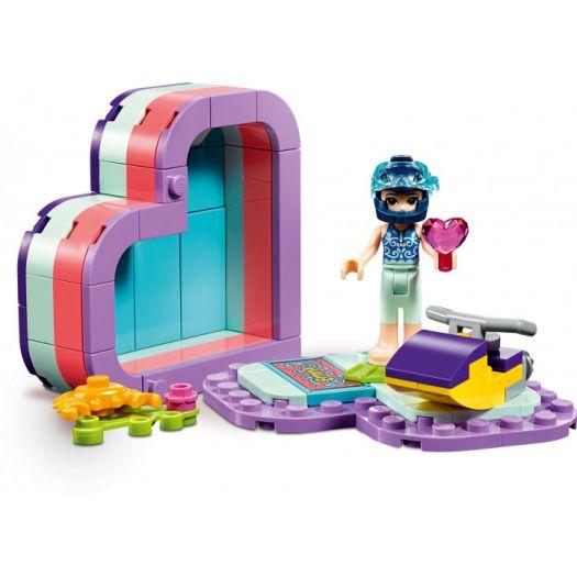 Конструктор LEGO Friends Літня шкатулка-сердечко для Емми (41385)замовити